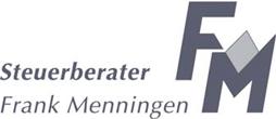 Steuerberater Frank Menningen - Logo